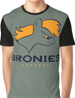 BRONIES My Little Pony : Friendship Is Magic Graphic T-Shirt