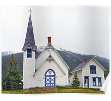 Silverton, Colorado, Congregational Church Poster