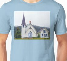 Silverton, Colorado, Congregational Church Unisex T-Shirt