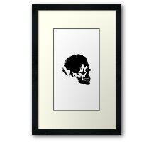 Skull Framed Print