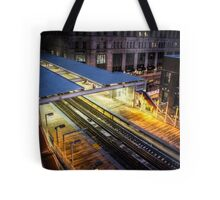 Chicago CTA Tote Bag