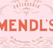 Mendl's Patisserie Sticker