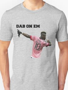 Pogba - Dab on ´em celebration Unisex T-Shirt