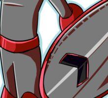 Megaman III - Breakman Sticker Sticker