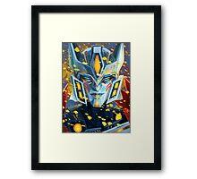 Drift Ceremonial Paint Framed Print