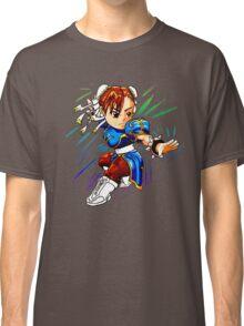 STREET FIGHTER : CHUN LI Classic T-Shirt