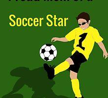 Soccer Boy (Mom) by NydiaSRobles