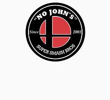 No Johns Smash Bros Jimmy John`s Logo Style Unisex T-Shirt