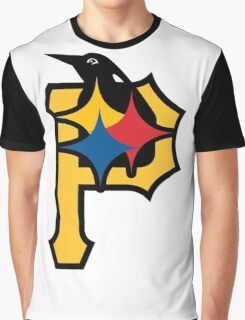 Pittsburgh Pirates Good Logo Graphic T-Shirt
