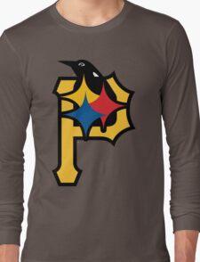 Pittsburgh Pirates Good Logo Long Sleeve T-Shirt