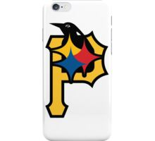 Pittsburgh Pirates Good Logo iPhone Case/Skin