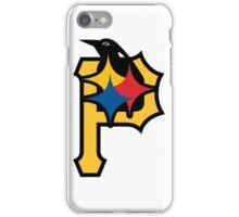 Pittsburgh Pirates Good Logo iPhone Case/Skin