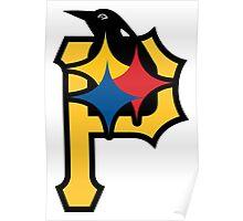 Pittsburgh Pirates Good Logo Poster