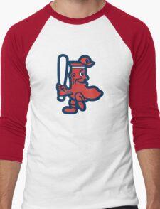 Boston Red Sox Doll Men's Baseball ¾ T-Shirt