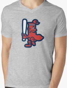 Boston Red Sox Doll Mens V-Neck T-Shirt