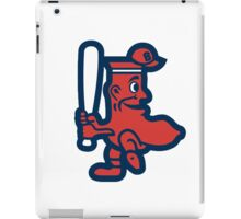Boston Red Sox Doll iPad Case/Skin