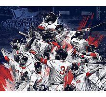 Boston Red Sox Full Team Photographic Print