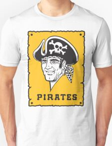 Pittsburgh Pirates Captains Unisex T-Shirt