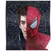 Spiderman's Web Poster