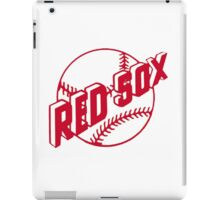 Boston Red Sox Old Logo iPad Case/Skin
