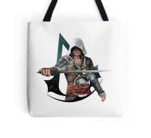 Edward Kenway (Assassins Creed Black Flag) Tote Bag