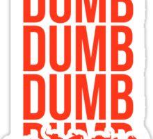 """Red Velvet """"Dumb Dumb"""" Era Sticker"""