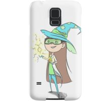 Chemistry Wizard Samsung Galaxy Case/Skin
