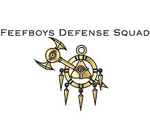 Feefboys Defense Squad by kingamongknight