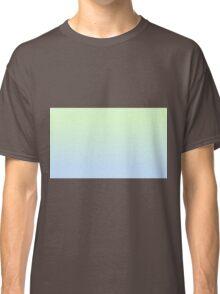 Gradient - Mint/Pale Blue Classic T-Shirt