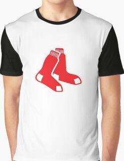 Boston Red Sox Logo Graphic T-Shirt