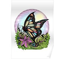 Butterfly Serenity Poster