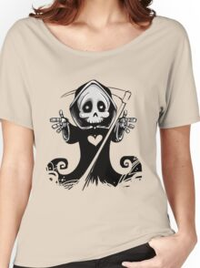 Grim Reaper Women's Relaxed Fit T-Shirt