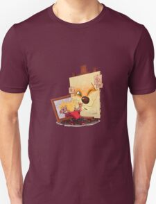 Calvin And Hobbes Sketch T-Shirt