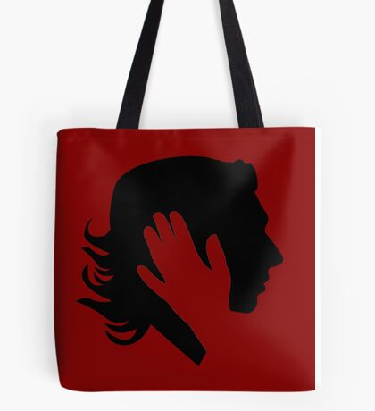 The Face of My Son Tote Bag