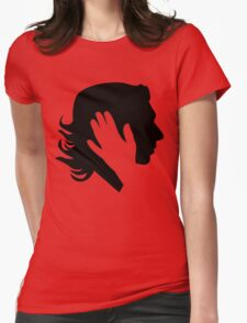 The Face of My Son Womens Fitted T-Shirt