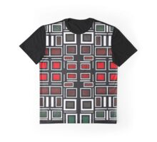 Abstract 19 Design  Graphic T-Shirt