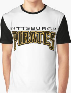 Pittsburgh Pirates Graphic T-Shirt
