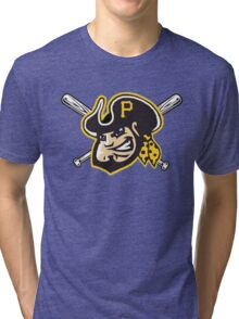 Pittsburgh Pirates Tri-blend T-Shirt