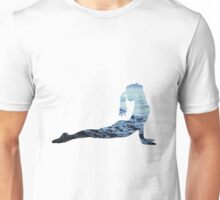 Yoga - Upward Dog  Unisex T-Shirt