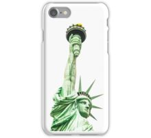 NYC statue of Liberty iPhone Case/Skin