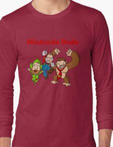 Nintendo Dads Long Sleeve T-Shirt