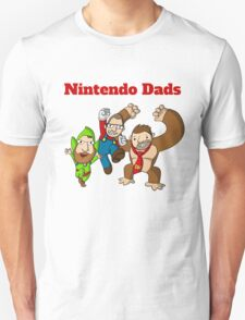 Nintendo Dads T-Shirt