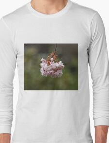 Pink Blossom Long Sleeve T-Shirt