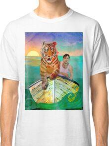 Life of Pi  Classic T-Shirt