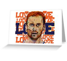 Kevin Love Greeting Card
