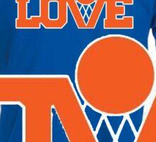Kevin jersey CAVS Sticker