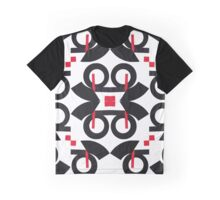 32 x 32 Abstract Pattern 2016 Graphic T-Shirt