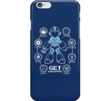 MEGAMAN iPhone Case/Skin