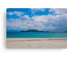 Dunk Island Canvas Print