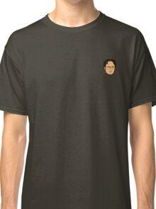 Dwight Schrute Mini Head Classic T-Shirt